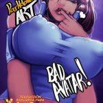 Avatar xxx, la sexy Korra en busca de sexo
