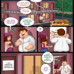 Family Guy xxx Lois y Neil follando