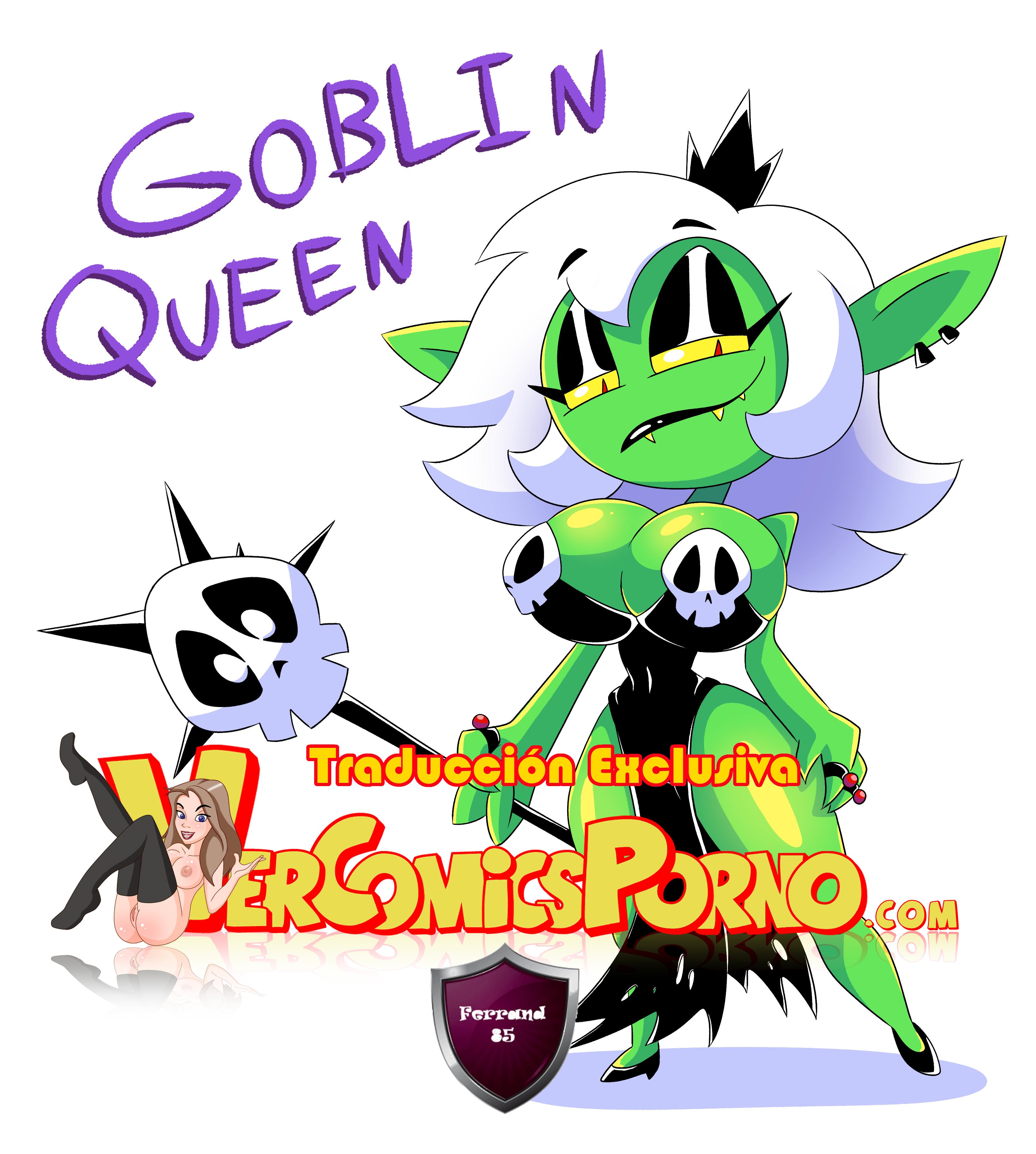 Goblin Queen Monstruos Follando