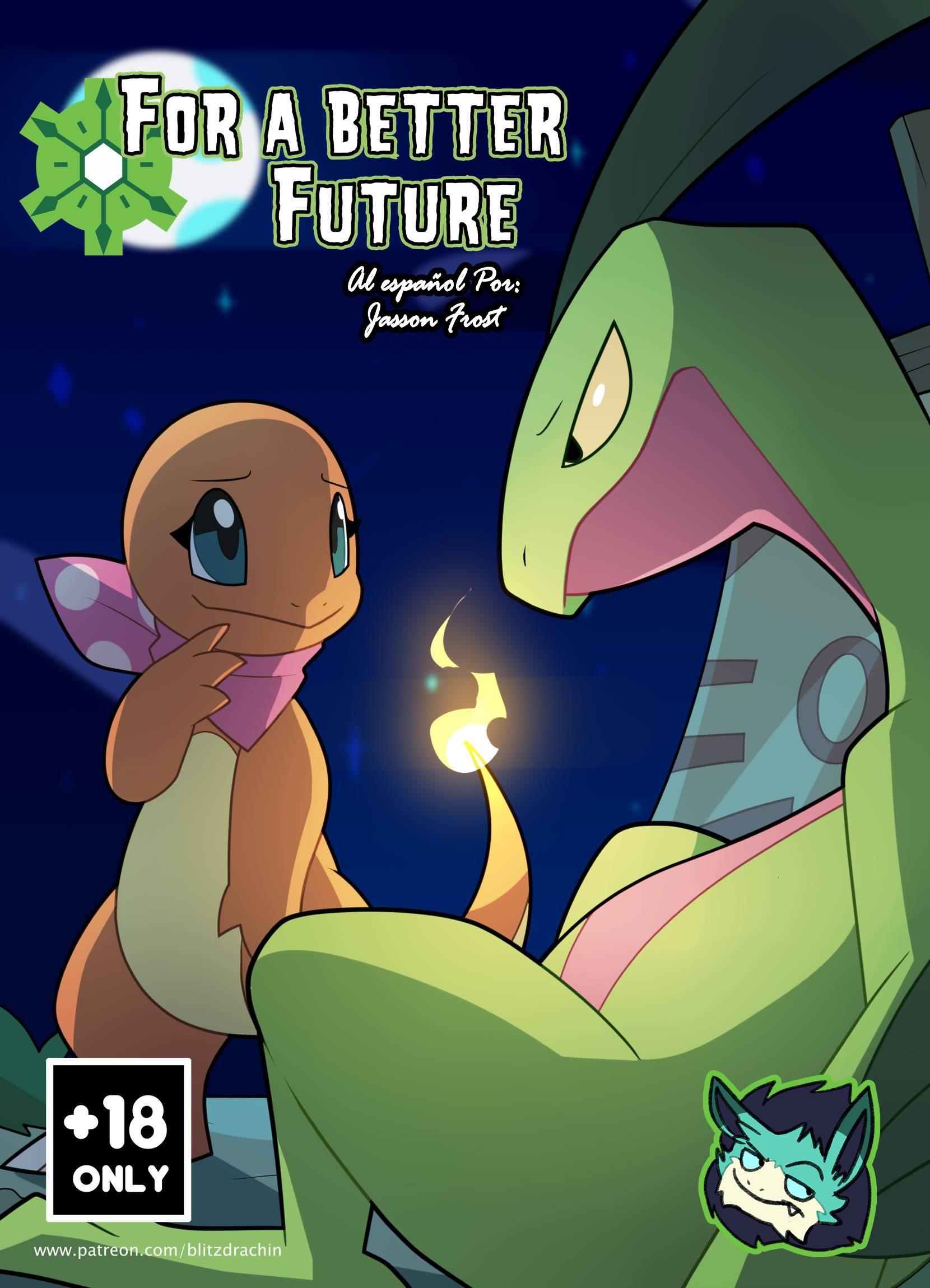 Pokemon xxx For A Better Future