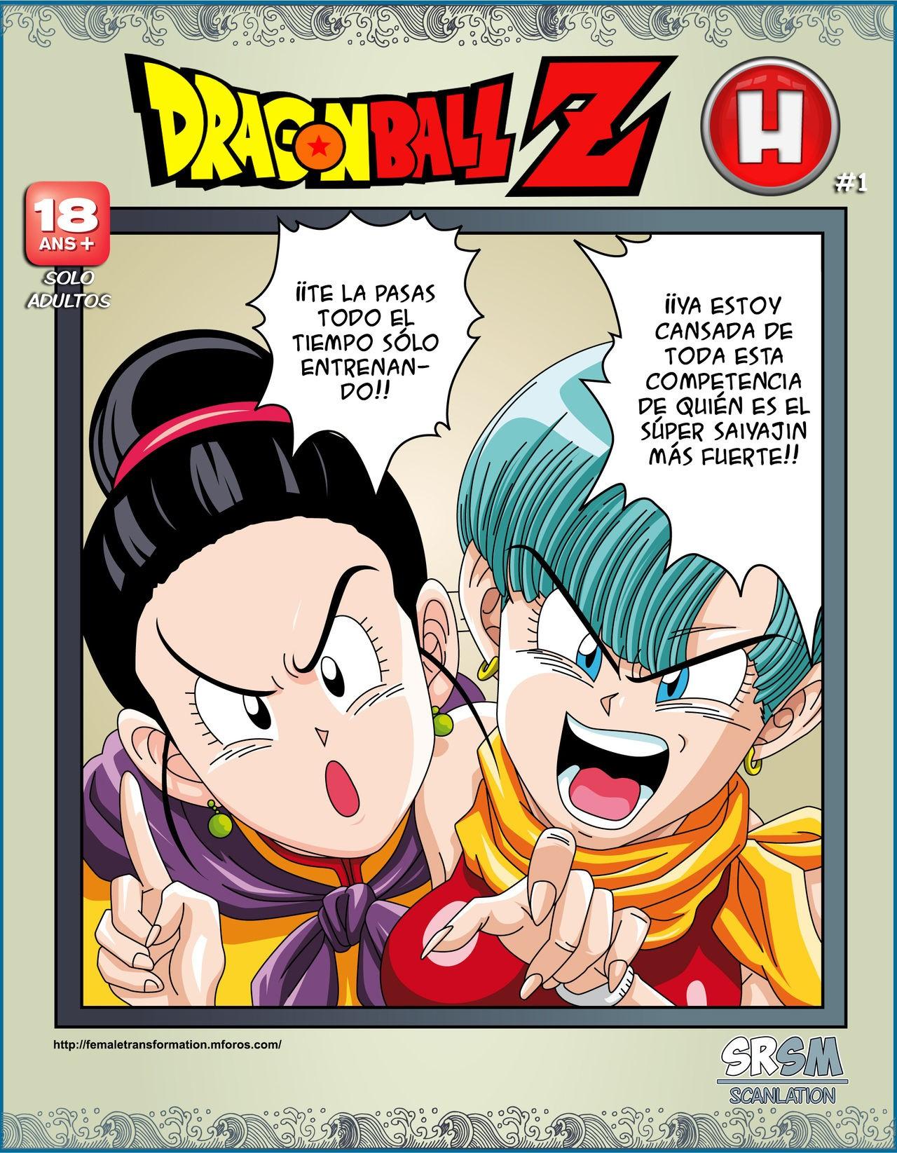 Dragon Ball xxx Super Saiyajin Sexual