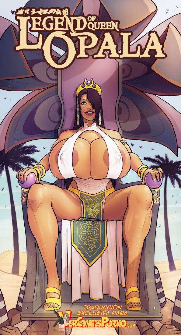 Legend of Queen Opala In the Shadow of Anubis Español