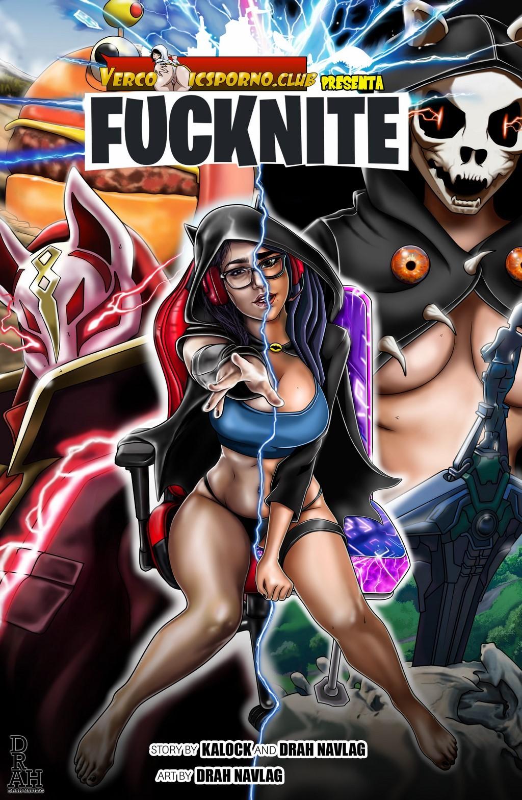 Orgia Fornite el juego continua