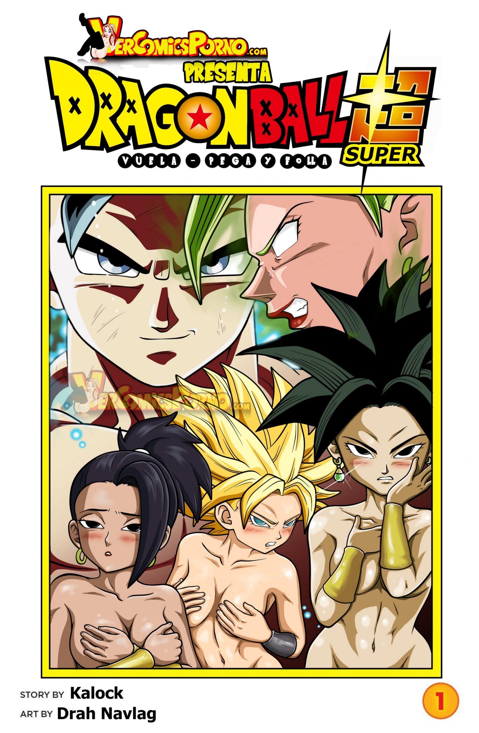Dragon Ball Super xxx El combate pega, vuela y folla