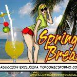 Spring Break Orgia con negros
