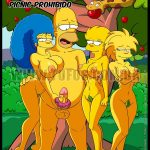 The Simpson en_ Picnic PROHIBIDO