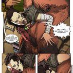 Chiwaka, A los Wookie también le gusta el sexo anal en Star Wars