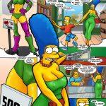 Un Suculento Regalo Para Bart Simpson