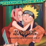 Naruto y Sakura leccion en la intimidad