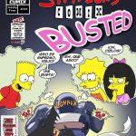 Bart y Lisa Simpson Tienen Sexo En La Escuela