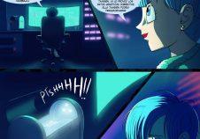 Bulma Y el androide 18 dbz porno