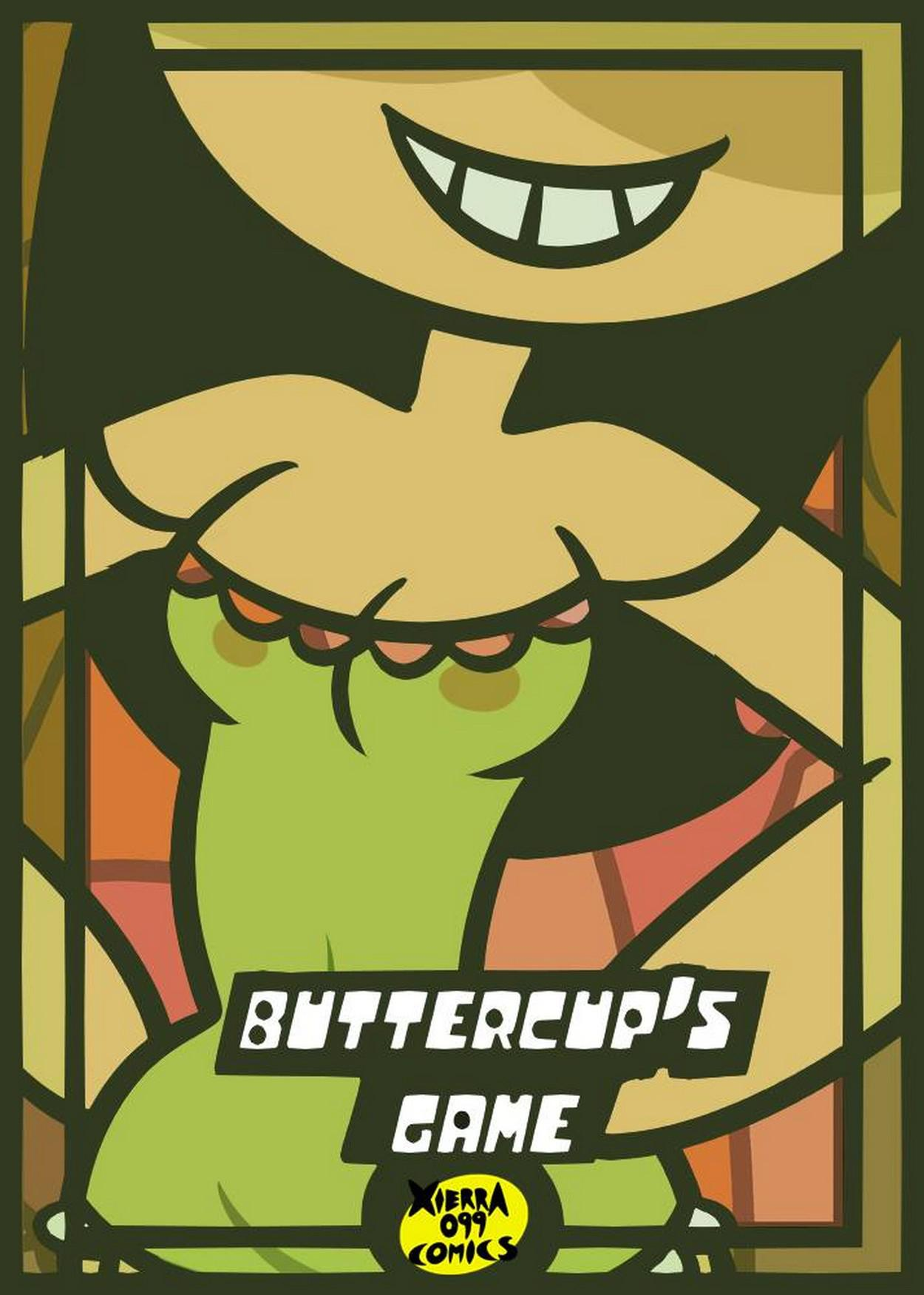 las chicas Superpoderosas Buttercup game