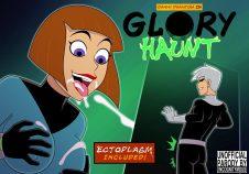 Glory Haunt Danny Phantom y su familia
