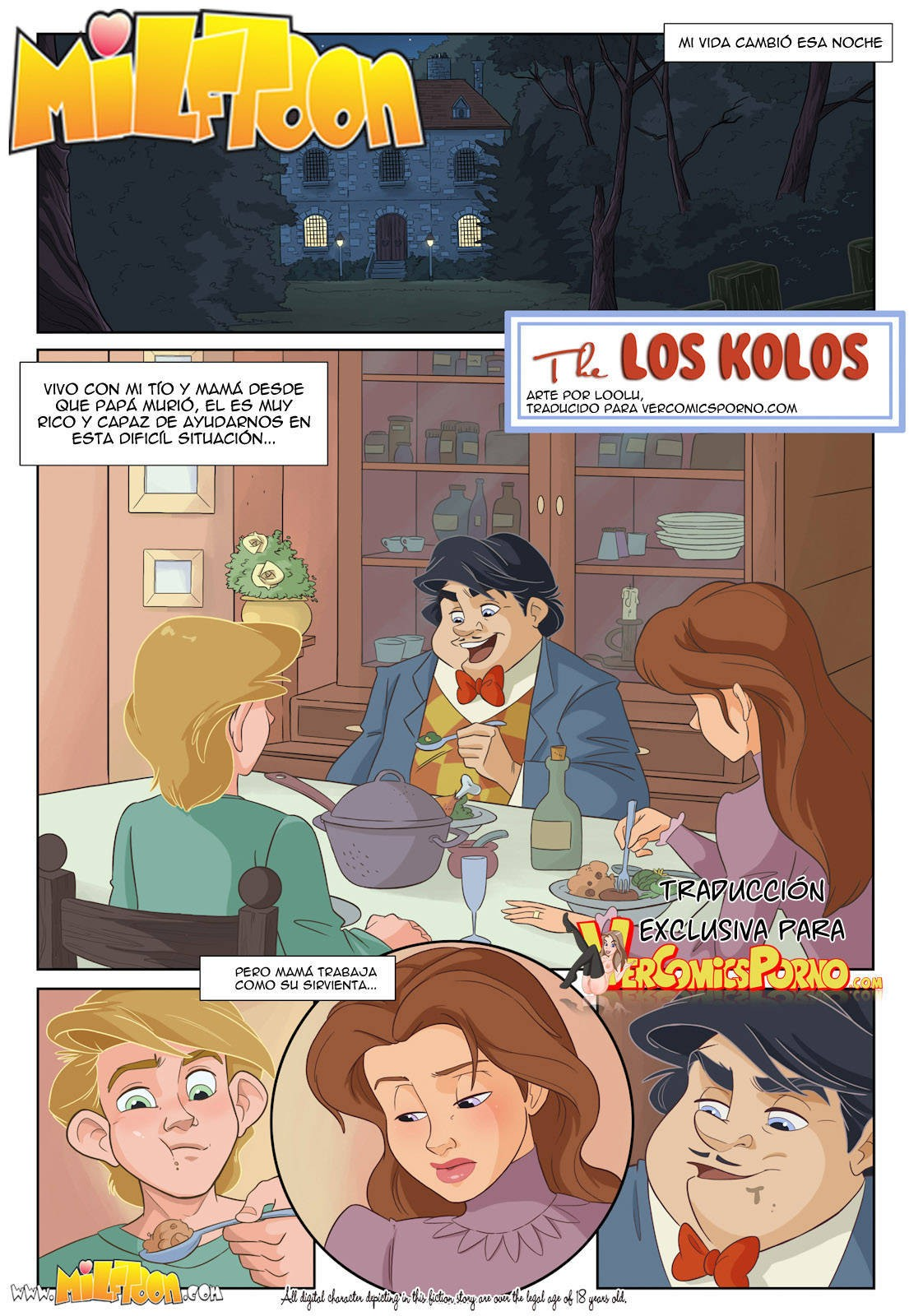 Milftoon Los Kolos