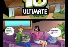Versión porno de Ben 10 Ultimate