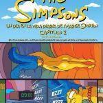 Un día en la vida de Marge Los simpson