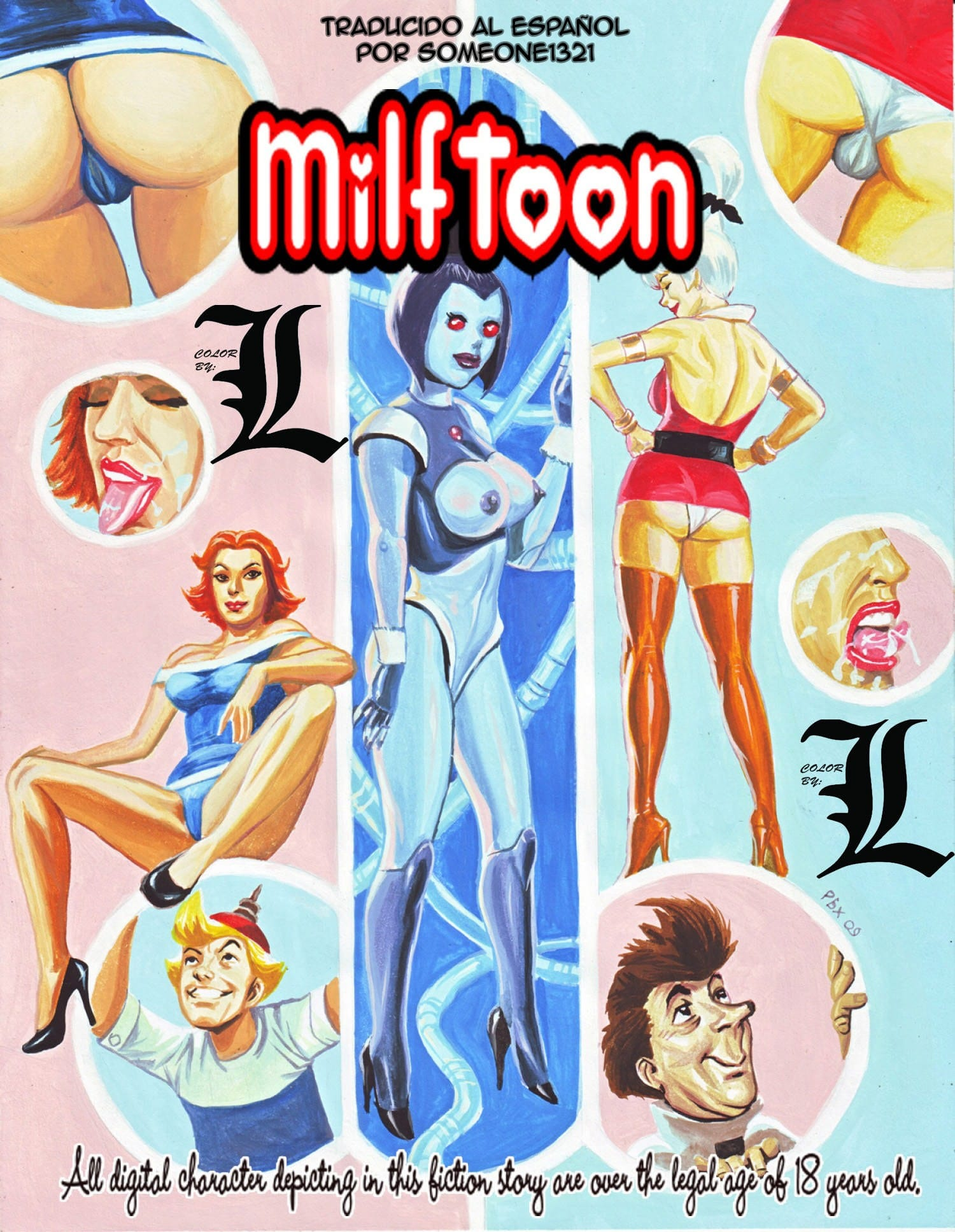 -Milftoon- Jepsons -Color-