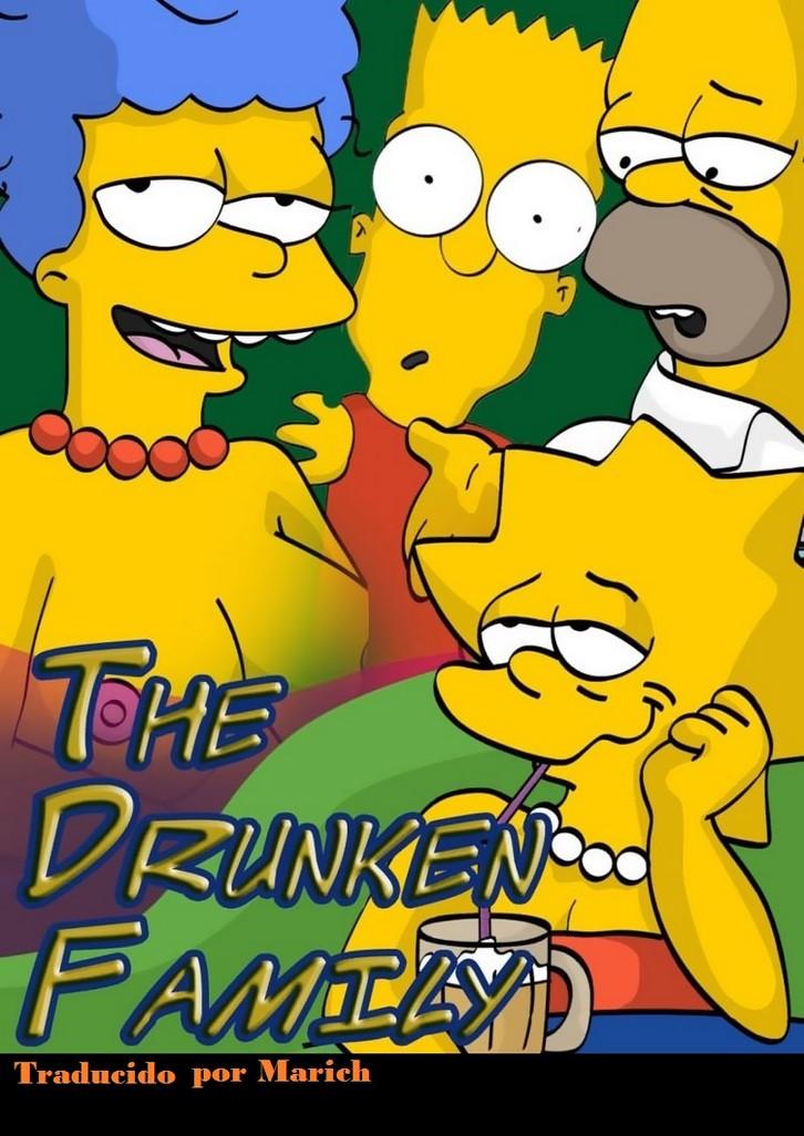 The drunken family