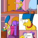 Simpsons- El hoyo de San Valentin