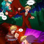 Palcomix- Vampires of the Night 6 -Spanish-