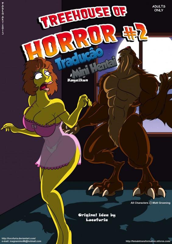 -Kogeikun- Simpsons-Treehouse of Horror 2 -Spanish-