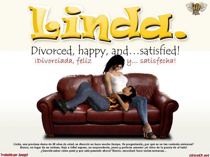 Linda 1 divorciada feliz y satisfecha