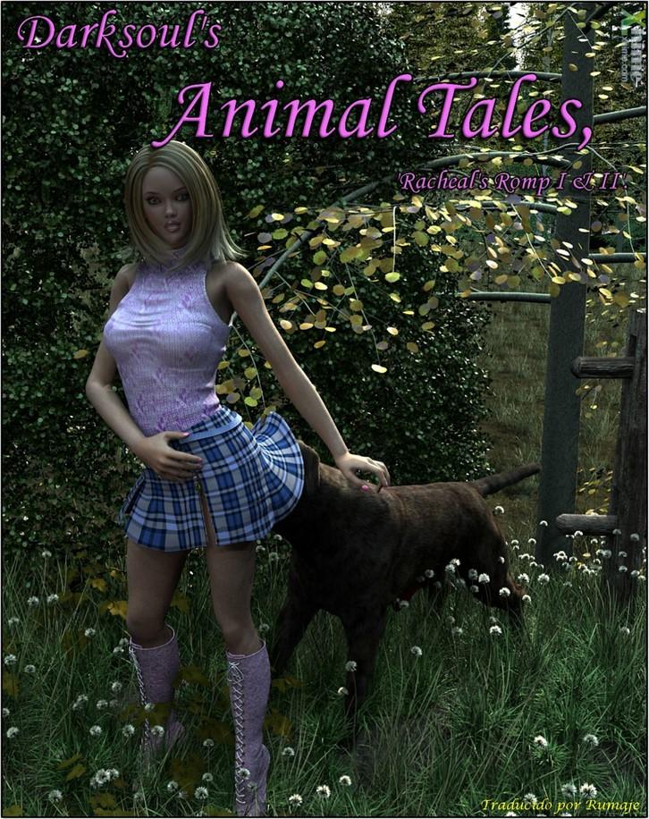 Animal Tales Racheals Romp
