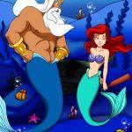 Palcomix La Sirenita Porno con Ariel