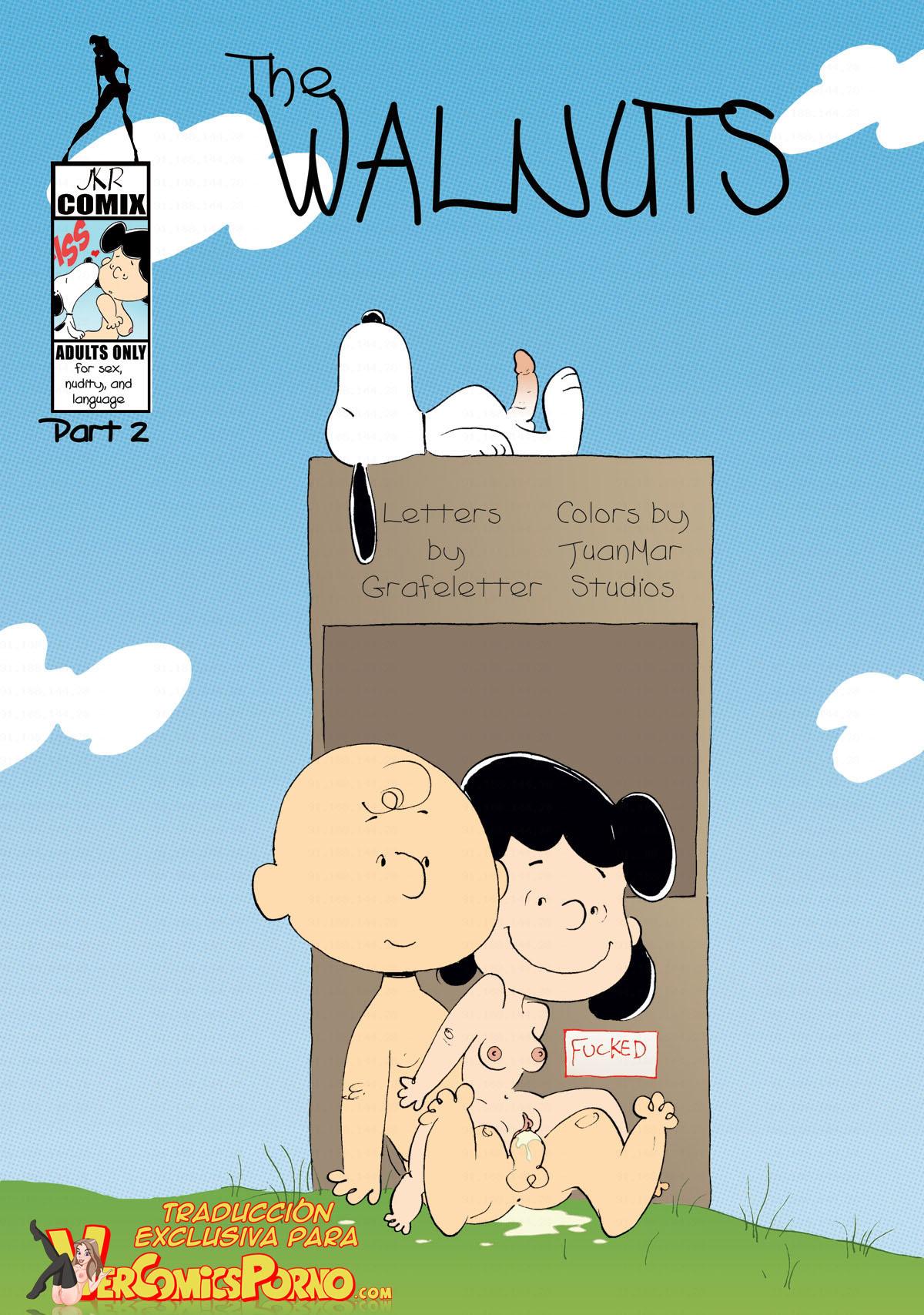 JKR Comics- The Walnuts 2 -Español-