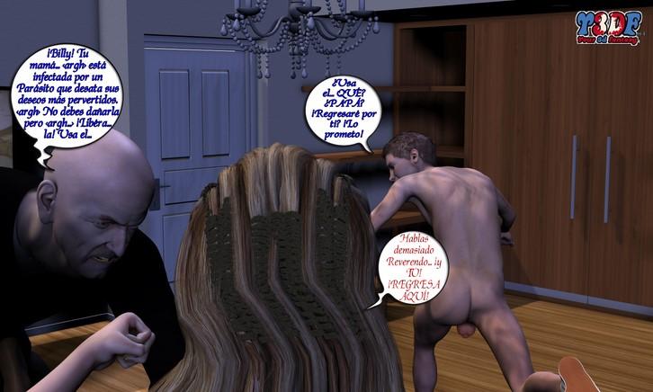 Parasites of evil 2 Y3df español parte 2