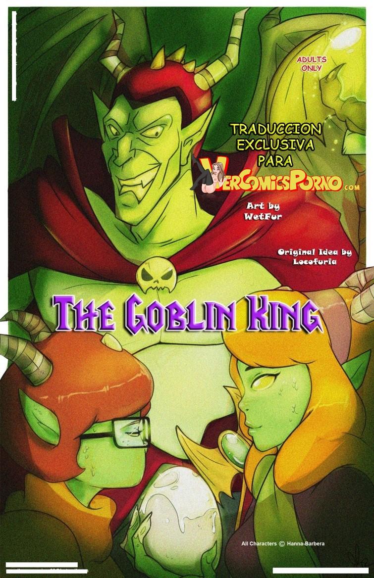 Wetfur - The Goblin King -ScoobyDoo-