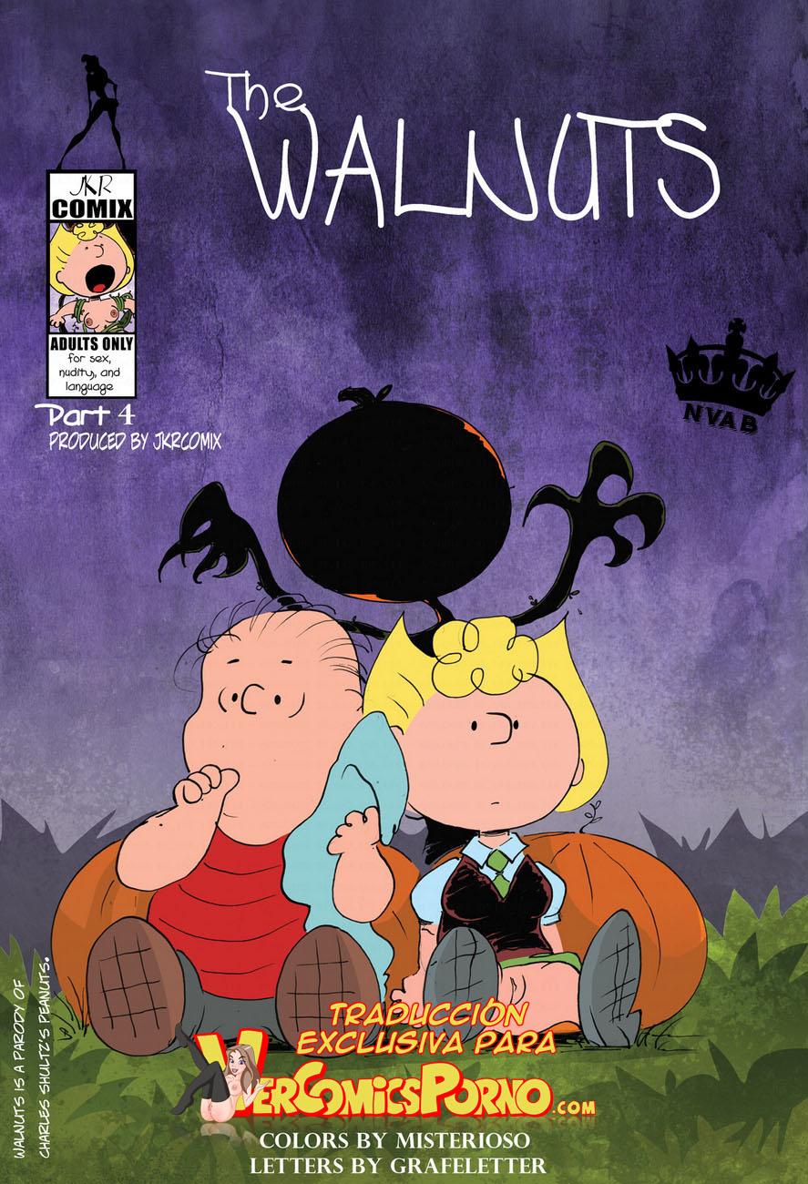 JKR Comics- The Walnuts 4 -Spanish-