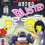 Comic Porno de los Simpson