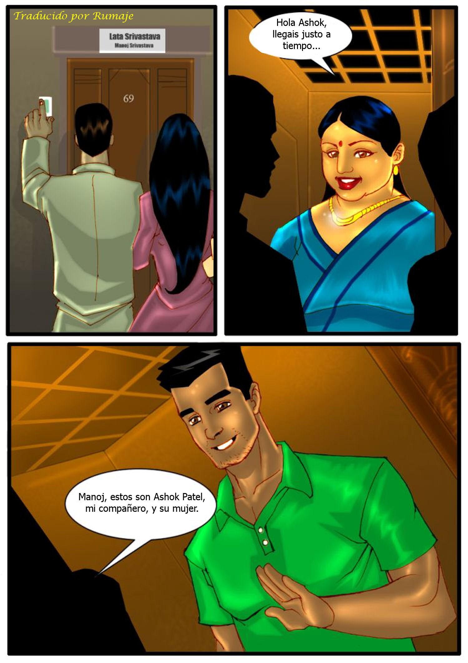 Savita Bhabhi 3 La fiesta