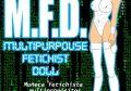 Muñeca fetichista multiproposito