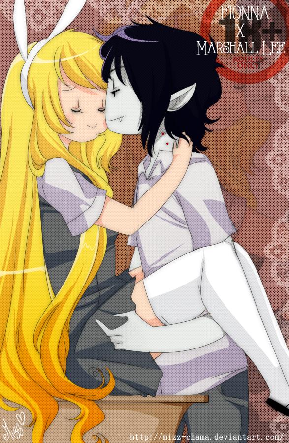 Fiolee -18 Adventure Time