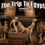 The trip to egypt