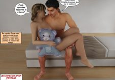 Lecciones de amor privadas Parte 2