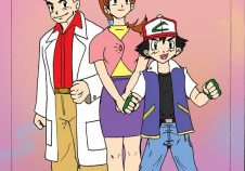 Pokemon Version Adulta