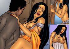 Savita Bhabhi 42 confusion
