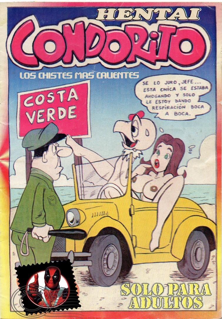 Hentai Condorito