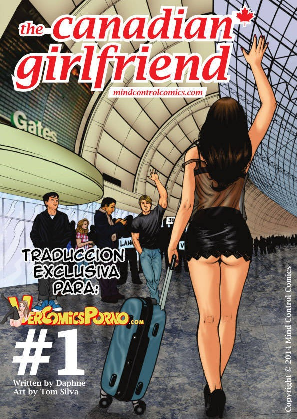 The canadian girlfriend 01