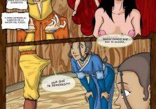 Avatar - Aprendiendo el Esperma-Control