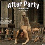 After Party Blackadder