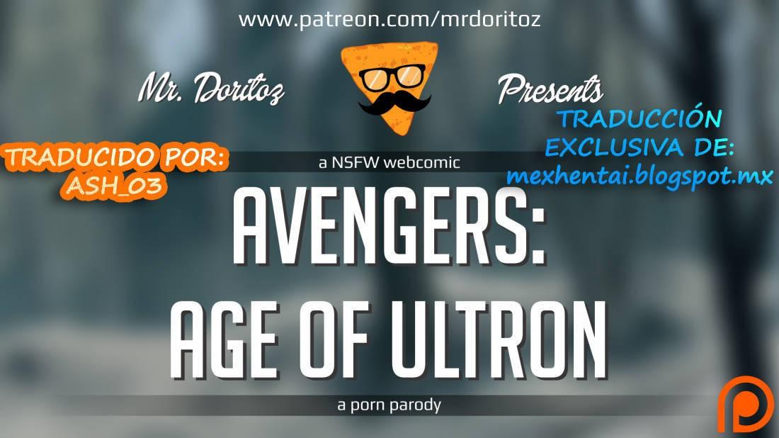 Los Vengadores - Era de Ultron