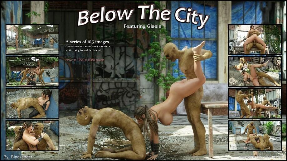 Below the city Parte 1